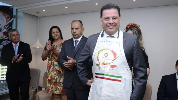 Governador lança 11º Festival Gastronômico de Nova Veneza
