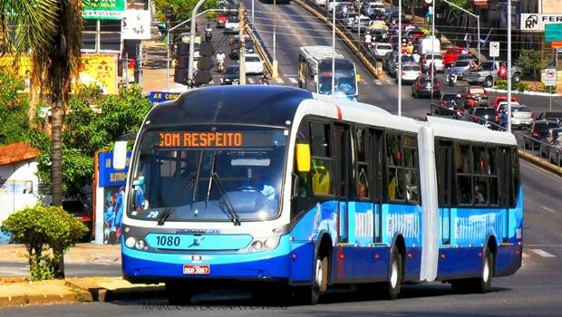 Ônibus da Metrobus: governo vai mudar subsídio | Foto: Governo de Goiás