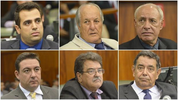 Deputados estaduais divergem sobre presidência do PSDB