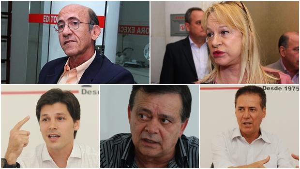 Montagem | Fotos: Fernando Leite/Jornal Opção