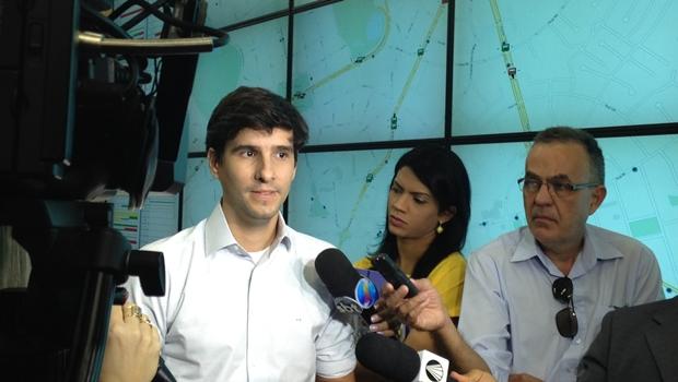 Aplicativo que fornece dados sobre transporte público chega a Goiânia