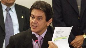 Roberto Jefferson em 2005 | Foto: Marcello Casal Jr./ Agência Brasil