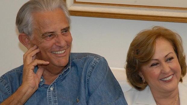Diabetes leva a amputação de dois dedos de um pé do ex-governador Joaquim Roriz