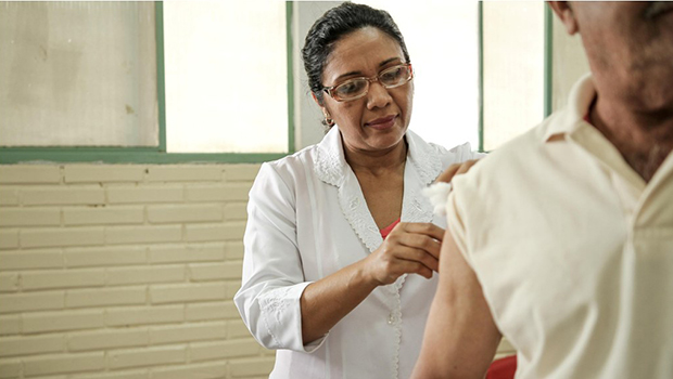 Quase 40 mil pessoas já foram imunizadas contra gripe em Anápolis
