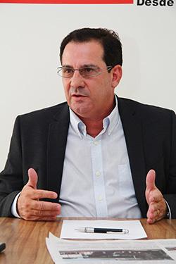 Vanderlan Cardoso: tem  apelo inicial que sempre cai | Foto: Fernando Leite