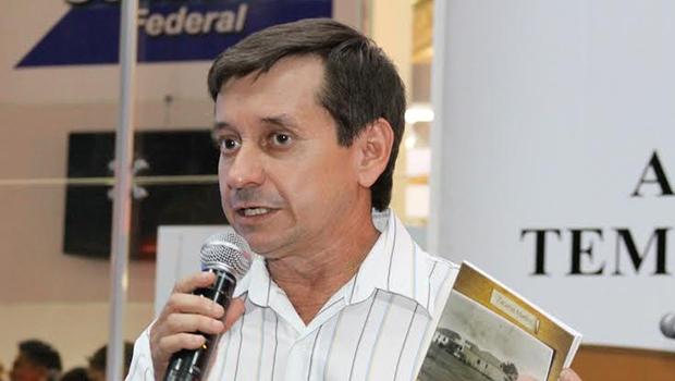 Zacarias Martins assumiu cadeira número 40, na segunda-feira (25) | Foto: Divulgação