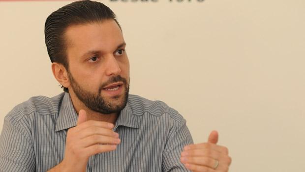 Alexandre Baldy: PSDB apenas renovou diretório | Foto: Renan Accioly