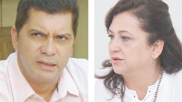 """Amastha """"fecha"""" com Kátia Abreu e diz que projeto de poder é para 50 anos"""
