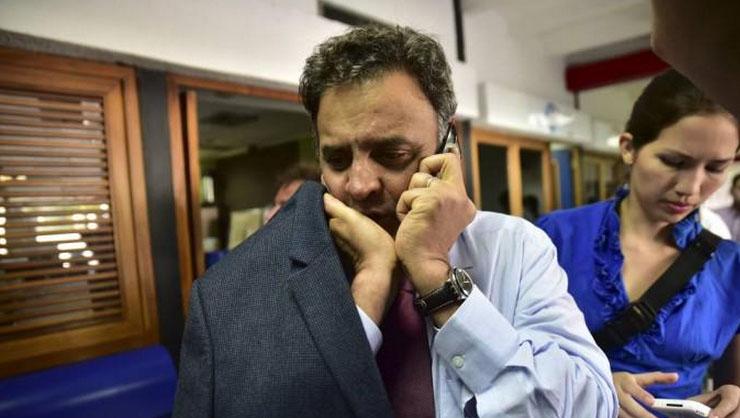 Ataque a senadores brasileiros na Venezuela vira piada nas redes sociais