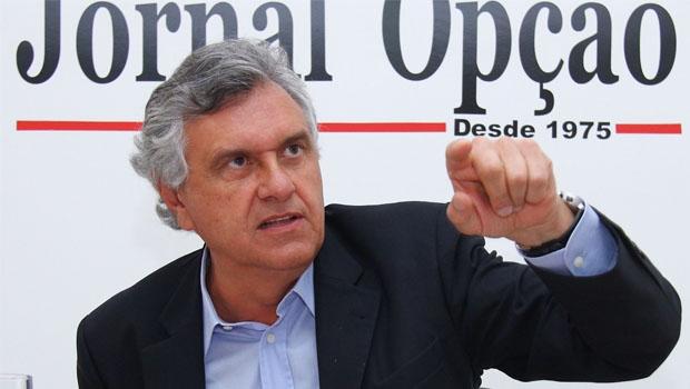 Dilma Rousseff e o ministro Aloizio Mercadante não aprovam a aliança entre Rubens Otoni e o senador Ronaldo Caiado, do DEM