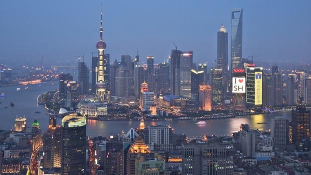 Arranha-céus de Xangai são símbolos da pujança econômica chinesa | Foto: Wikipédia