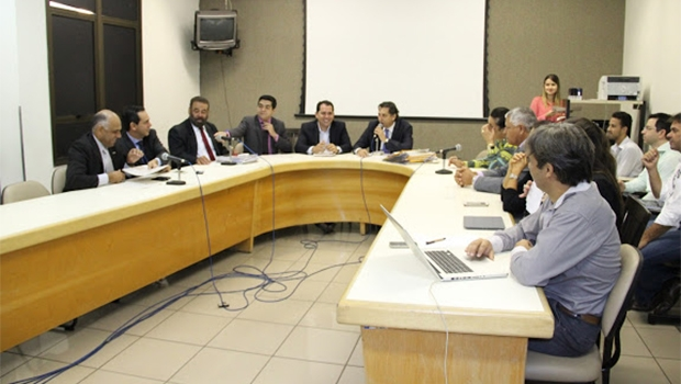 PME passou pela segunda comissão na Câmara e foi aprovado   Foto: Eduardo Nogueira/Câmara de Goiânia