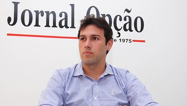 Fernando Cunha é o quadro do PSDB que enfrentará a máquina eleitoral do PT | Foto: Fernando Leite/ Jornal Opção