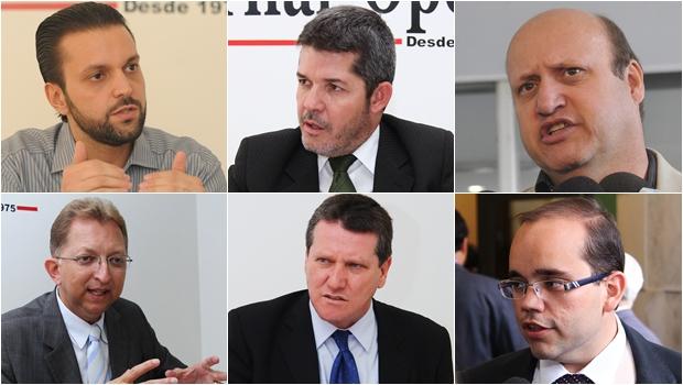 Deputados federais rejeitam vice-presidência do PSDB goiano