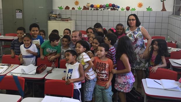 Jornal Opção acompanha rotina do prefeito Paulo Garcia