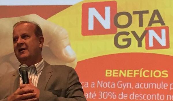 Prefeito Paulo Garcia espera aumentar investimentos em obras com o aumento na arrecadação | Foto: Reprodução/Twitter