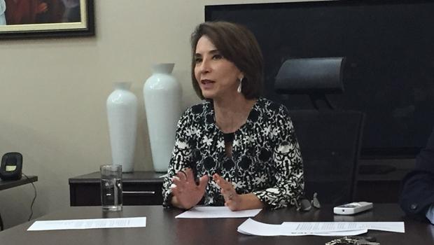 """Raquel Teixeira: """"Secretaria de Educação é minha casa"""""""