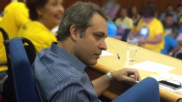 """Henrique Tibúrcio: """"Não tenho candidato à presidência da OAB-GO"""""""