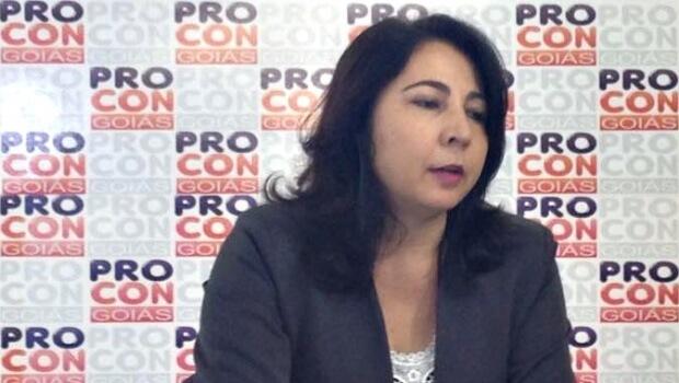 Darlene Araújo, superintendente do Procon | Foto: Bruna Aidar
