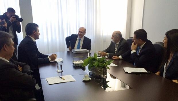 Reunião dos governadores tucanos |Foto: Divulgação