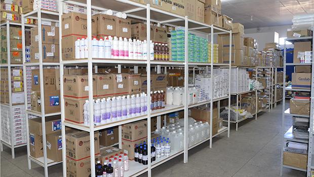 Prefeitura de Caldas Novas inaugura Central de Distribuição de Medicamentos