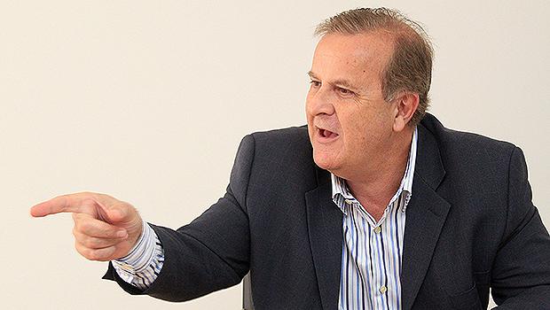 """Paulo Garcia: """"Caiado precisa trabalhar mais e falar menos"""""""