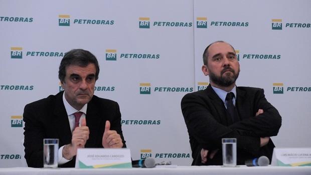 O ministro José Eduardo Cardozo e o Advogado-Geral da União, Luis Inácio Lucena Adams estavam presentes na cerimônia | Fotos: Tânia Rêgo