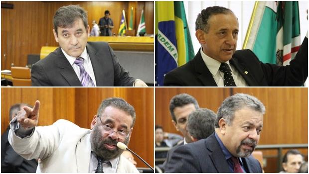 Apenas sete dos 35 vereadores compareceram a todas as sessões na Câmara de Goiânia