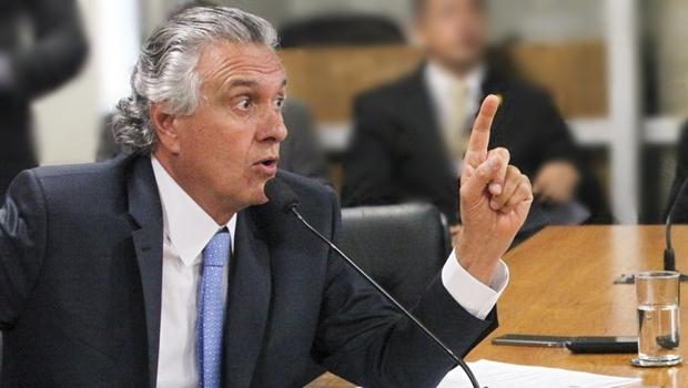 Caiado afirma que Paulo Garcia é um dos piores prefeitos de Goiânia | Foto: Marcos Oliveira / Agência Senado