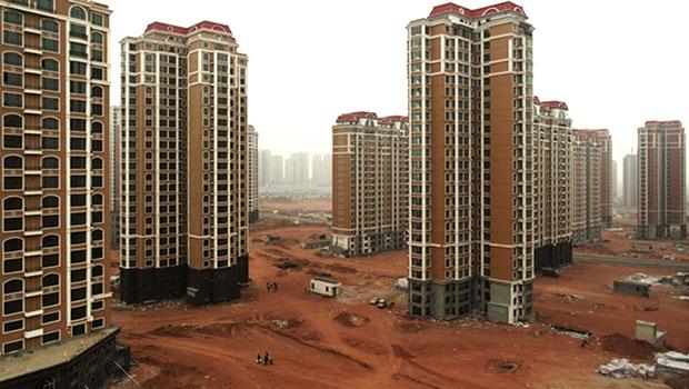 Cidade fantasma na China: milhões de imóveis foram construídos em todo o país e estão sem ocupantes | Foto: Divulgação