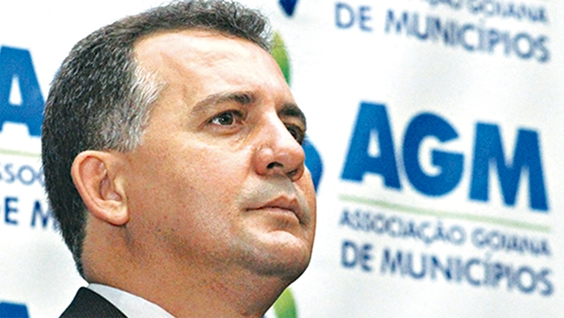 Presidente da AGM, Cleudes Baré | Foto: AGM
