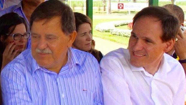 Dupla Lissauer e Juraci tem conquistado cada vez mais apoio, o que pode acabar dificultando um pouco a vida do deputado Heuler Cruvinel