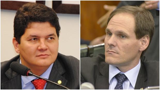 Guerra entre Heuler Cruvinel e Lissauer Vieira chega ao Palácio das Esmeraldas e incomoda Marconi