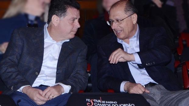 Marconi vai a São Paulo para almoço com Alckmin
