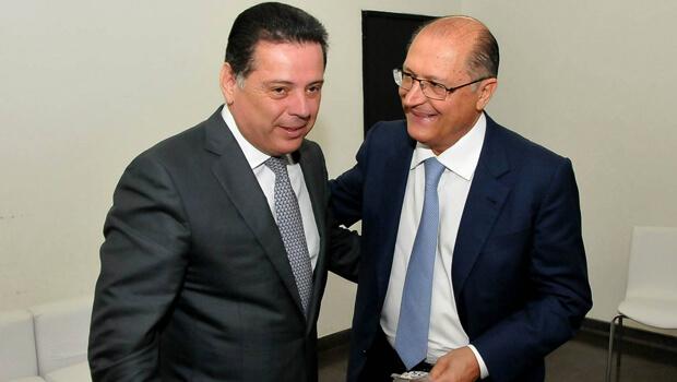 PSB quer lançar Marconi Perillo como vice na chapa de Geraldo Alckmin