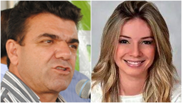 Vice-prefeito e ex-esposa de Heuler Cruvinel integram terceira via em Rio Verde
