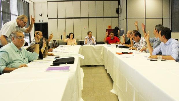 Quarta reunião temática da Comissão da Planta de Valores de Goiânia | Foto: Divulgação/Prefeitura de Goiânia