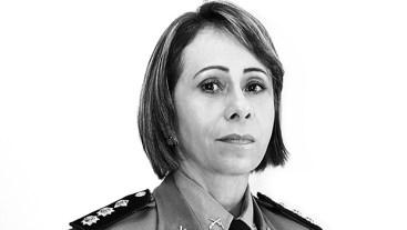 """Tenente-coronel Rosângela de Moraes: """"Investir em educação é diminuir os índices de criminalidade do Estado e essa é a nossa missão"""""""