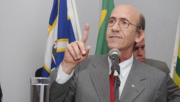 "Sobre aliança com PMDB, Rubens Otoni alfineta: ""Talvez nem exista DEM em 2016"""
