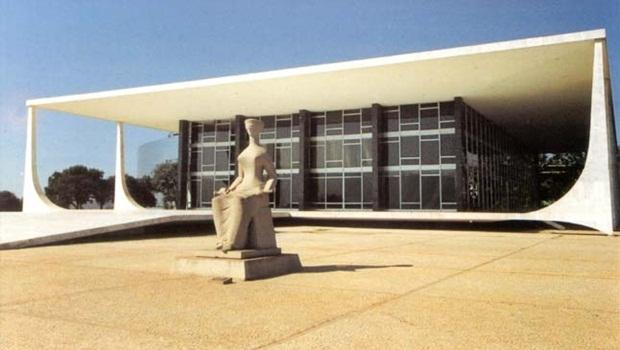 Mandado de segurança foi protocolado no Supremo Tribunal Federal |Foto: Divulgação