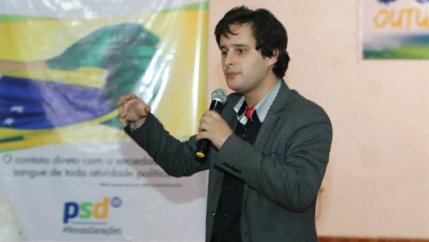 Filho de Valério Luiz questiona decisão do STF que permite retorno de Maurício Sampaio a cartório