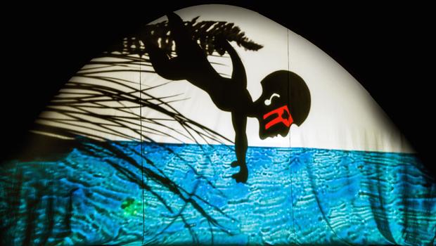 O Teatro de Sombras da Cia Lumiato em Goiás