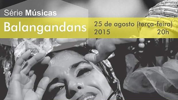 Balangandãs: uma homenagem de Débora di Sá à Pequena Notável Carmen Miranda