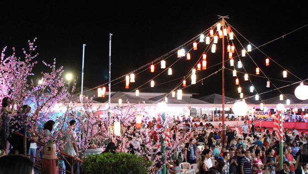 Com grande público, Bon Odori traz cultura japonesa para Goiânia