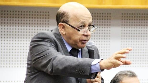 Vereador Djalma Araújo quer defender taxistas | Foto: Alberto Maia/Câmara Municipal