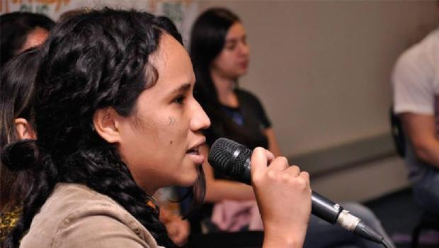"""Narubia Werreria, assessora da Secult: """"Nós, indígenas, temos uma percepção holística da cultura"""""""