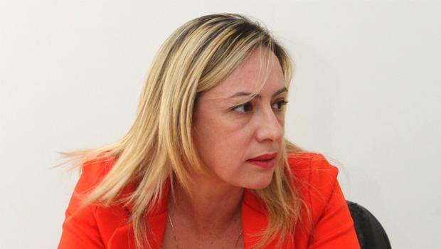 Deputada estadual Delegada Adriana Accorsi | Fernando Leite/Jornal Opção