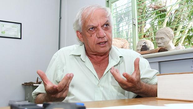 """Altair Sales Barbosa, o """"Dr. Cerrado"""" e ex-professor da PUC de Goiás"""