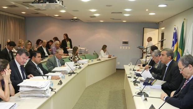 Reunião do conselho deliberativo do Produzir | Foto: Jota Eurípedes