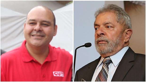 Lula da Silva e Vagner Freitas: o policial bonzinho e o policial mauzinho | Foto: Roberto Parizzoti e Instituto Lula